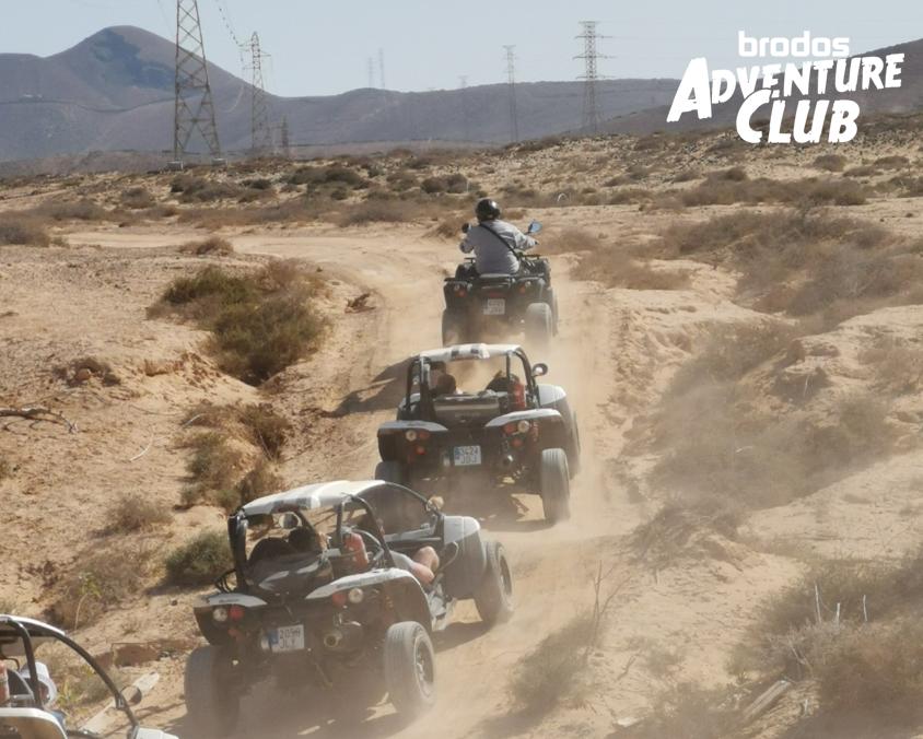Buggy Tour im Herzen Fuerteventuras