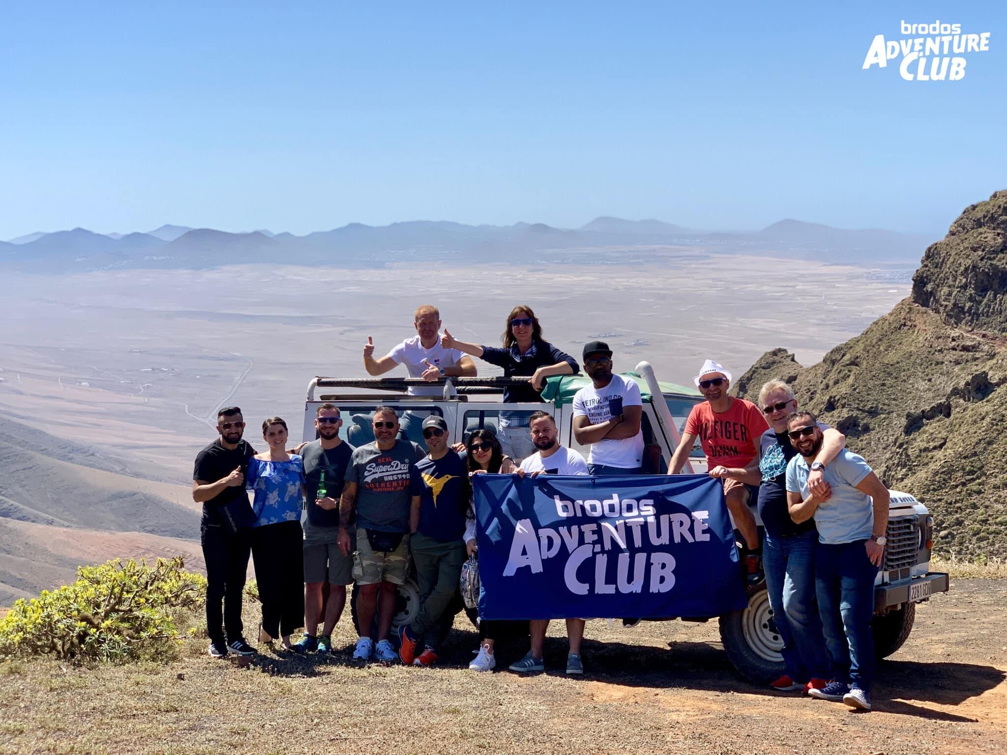 Brodos Adventure Club Member. Fuerteventura 2019