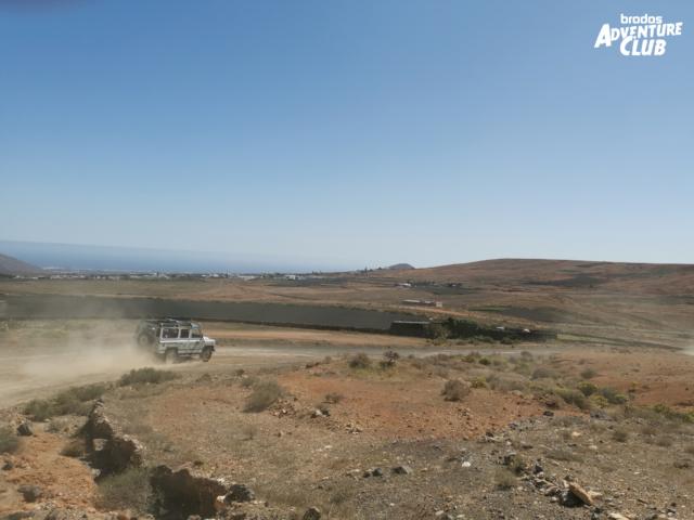 brodos Adventure Club. Jeep Tour Fuerteventura