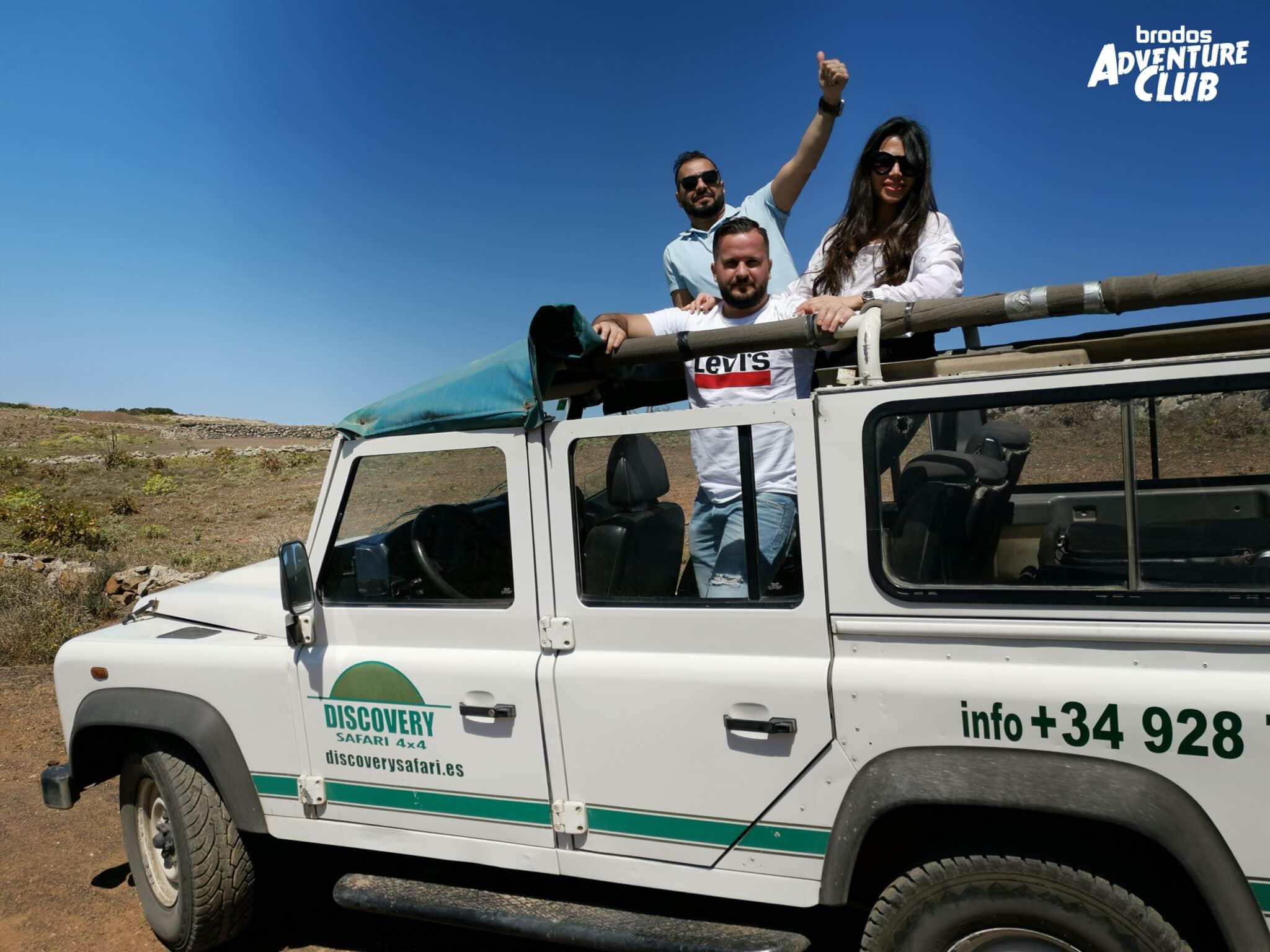 Brodos Adventure Club. Fuerteventura Abenteuer