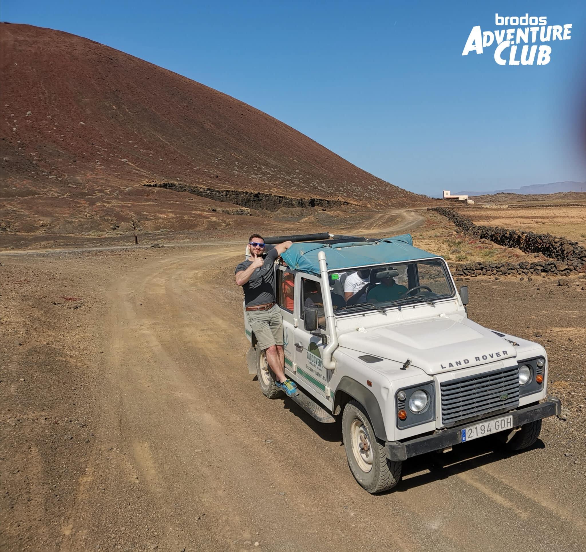 Brodos Adventure Club - Jeep Tour auf Fuerteventura