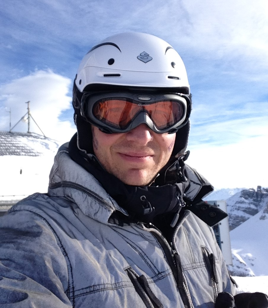 Marcus Brendl - Brodos Reiseexperte für die Skidoo Safari in Lappland