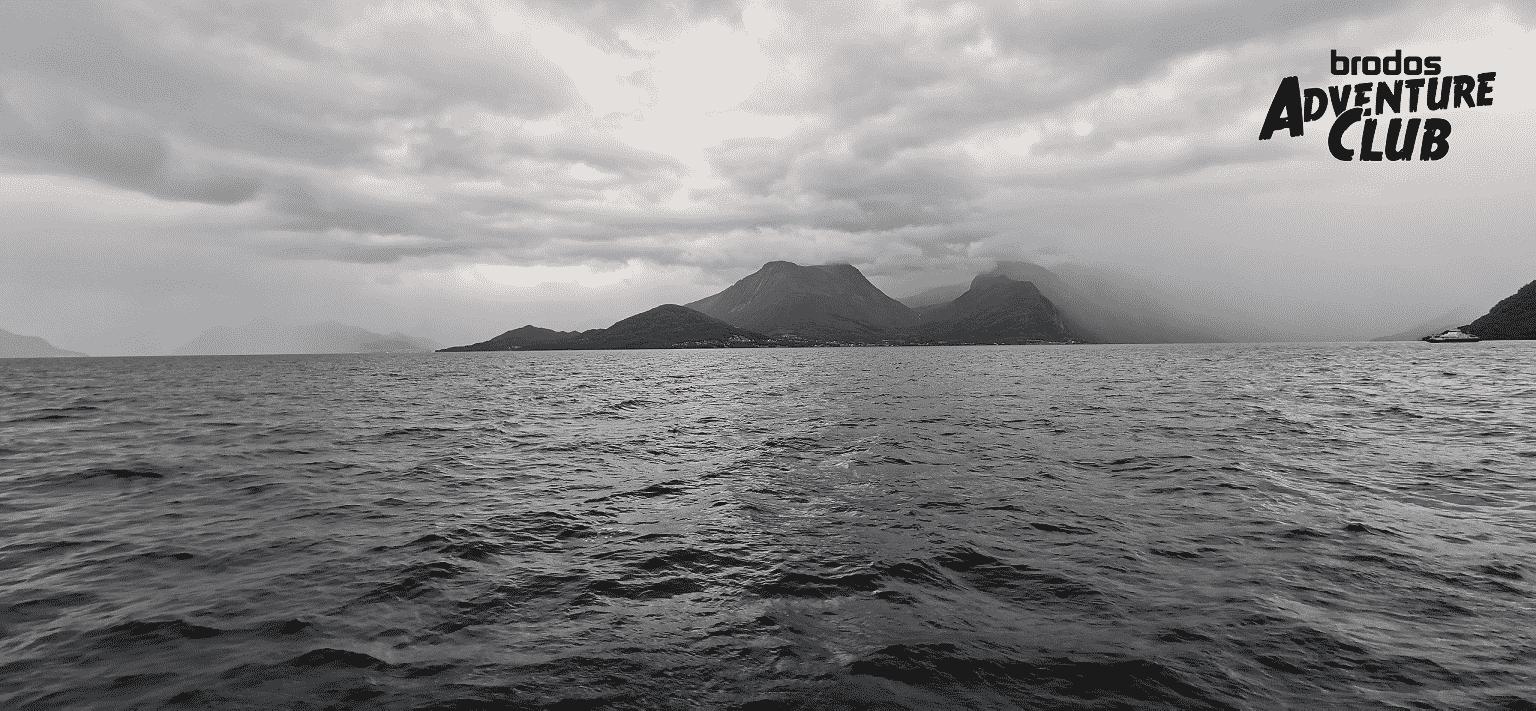 Fjord in Sæbø