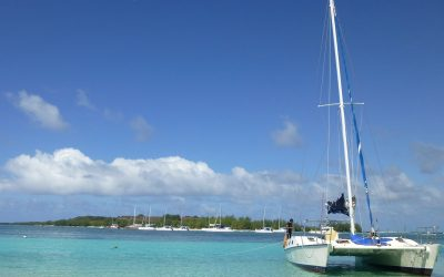 Katamaran Segeln auf den Bahamas mit Brodos Adventure Club